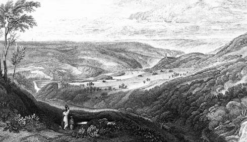 Derwent Valley Gibside 1819