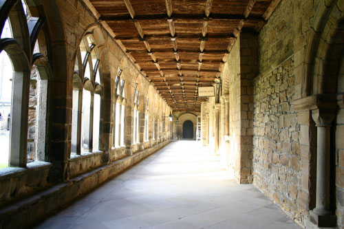 Cloister Durham Cathedral