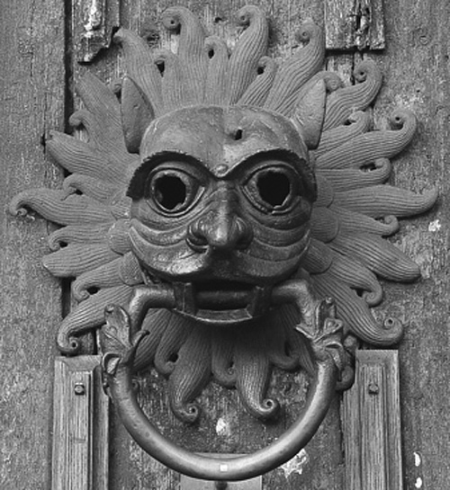 Sanctuary Knocker Durham