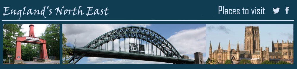 Places to visit in North East England