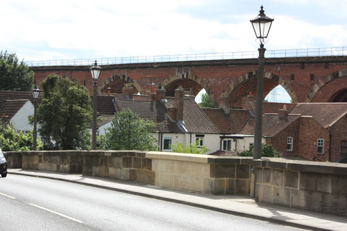 Yarnm Bridge and Viaduct